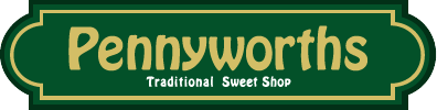 Pennyworths traditional sweet shop