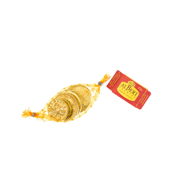 Chocolate Coins and Eggs