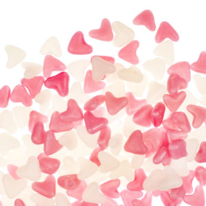 Heart and Flower Sweets