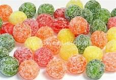 Mega Sour Fruits